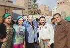 """نسرين أمين تبدأ تصوير فيلم """" سوق الجمعة"""""""
