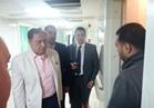 فيديو..وزير الصحة يتفقد أعمال التطوير والخدمات الطبية في مستشفى الهلال