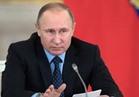 بوتين:عودة الطيران الروسي لمصر مرتبط بتوقيع بروتوكول حكومي