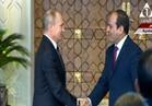 ننشر تفاصيل لقاء «السيسي» و«بوتين».. أبرزها القضية الفلسطينية ومحطة الضبعة
