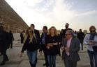 السياحة: زيارة سفيرة كأس العالم الروسية يفتح أفاق جيدة لاستعادة السياحة الروسية