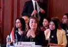 غادة والي: الاستثمار في التعليم وتدريب النساء يحقق التنمية المستدامة