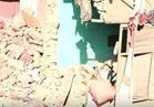فيديو | التفاصيل الكاملة لحادث انهيار 3 منازل بحي روض الفرج