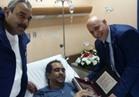 الأمين العام لاتحاد المصريين بالخارج ينفى توجيه أي تهم للمواطن المصاب بالكويت