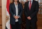وزيرة التضامن تبحث مع سفير سويسرا تعزيز التعاون بالمجال الاجتماعي