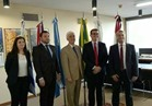 وفد مصري يشارك في اللجنة المشتركة لاتفاقية التجارة الحرة بالأرجنتين