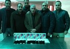 جمارك مطار القاهرة تضبط عملية تهريب لكمية من الأدوية البشرية