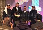 صور| تكريم أسامة منير بجائزة الإبداع في الكويت