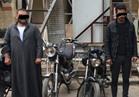 سقوط عصابة «ناجي» لسرقة الدرجات النارية بروض الفرج