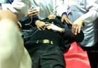 إصابة أمين شرطة بطلق ناري في مطاردة ببنها