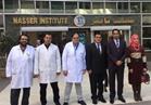 خبير عالمي في الأورام يناظر عددا من المرضى في «معهد ناصر»