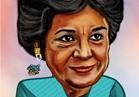 إيداعات القراء  بورتريهات فنانين بريشة «إيهاب عزت»