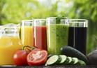 المشروبات والعصائر الصحية تخلص جسمك من السموم