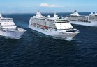 اقتصادية قناة السويس: ميناء السحنة يشهد وصول سفن سياحية خلال العام منذ 2011
