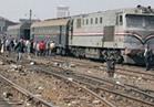 السكة الحديد توضح حقيقة انفصال جرار عن قطار أبو قير