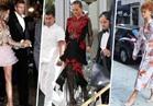 صور| إطلالات نجوم هوليود في حفلات الزفاف