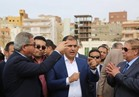 وزير الرياضة ومحافظ الإسماعيلية يتفقدان فرع النادي الإسماعيلي بأرض النخيل