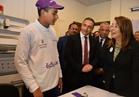 المصرية للاتصالات تحتفل بتخريج الدفعة الأولى من مبادرة ابني بكرة بالشرقية