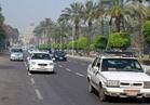 معدلات سير طبيعية بشوارع القاهرة في الذروة الصباحية