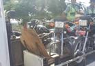 مرور الجيزة :ضبط 387 مخالفة مرورية بمحاور مدينة 6 أكتوبر