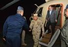 فيديو..وزيرا الدفاع والداخلية يعودان من سيناء بعد تفقد القوات بقطاعات التأمين