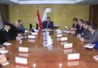 وزير النقل يجتمع مع قيادات هيئة الطرق لمتابعة خطة تطوير الطريق الدائري