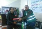 وزارة الشباب تختتم برنامج التدريب على الحرف المهنية بشمال سيناء