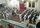 عودة الحياة لـ«كنيسة مارجرجس».. والسبت «أول قداس»  صور
