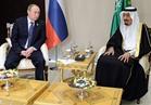 بوتين والعاهل السعودي يؤكدان على أهمية التسوية السياسية في سوريا