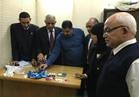 جمارك مطار القاهرة تضبط كمية من المخدرات وجلود الثعابين والتماسيح