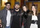 صور| تامر حسني وسامو زين وكارمن سليمان يحتفلون بعيد ميلاد ابنة وليد منصور