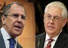 الخارجية الروسية: لافروف وتيلرسون يخططان للاجتماع في فيينا