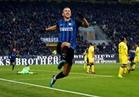 فيديو وصور  إنتر يكتسح فيرونا بخماسية ويعتلي صدارة الدوري الإيطالي