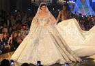 صور| تفاصيل أغلى فستان في العالم.. ارتدته يسرا اللوزي