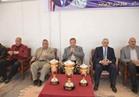 محافظ الإسماعيلية يشهد المباراة النهائية لختام بطولة الجمهورية لكرة الهدف للمكفوفين