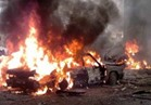 قتلى وجرحى في انفجار قنبلة بحافلة في حمص