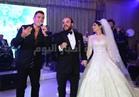 فيديو وصور| عمرو دياب يُحيي زفاف محمد عبدالرحمن.. ويُغني «برج الحوت»