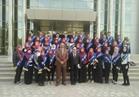 «الإنتاج الحربي» يستقبل الفوج العاشر من شباب الجامعات