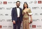 أحمد حلمي ومنى زكي يُزينان «ريد كاربت» مهرجان دبي السينمائي