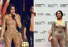 صور.. ميس حمدان تظهر بإطلالة هيفاء وهبي في «دبي السينمائي»