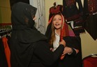 صور| ليلى علوي تدعم سيناء من خلال «ديارنا»
