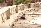 فيديو| «كابريتاج حلوان».. «قبلة سياحية» تحولت لـ«خرابة ومأوى للبلطجية»