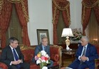 «شوقي» يناقش رؤية مصر بنظام التعليم الجديد مع السفير الإسباني