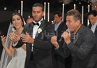 صور| عمرو دياب والليثي يتألقان بزفاف «أحمد وإسراء»