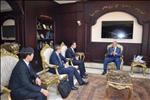 محافظ البحر الأحمر يستقبل القنصل الصيني لدى القاهرة