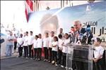 وزيرة التضامن الاجتماعي تفتتح دار العبور للأطفال للأيتام