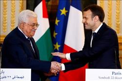 ماكرون: فرنسا ستعترف بدولة فلسطين في الوقت المناسب