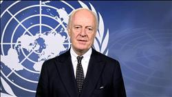 دي ميستورا: اتخاذنا أولى الخطوات لإطلاق سراح المحتجزين في سوريا