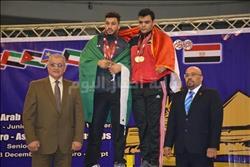 مصر تتصدر ترتيب البطولة العربية والأفرواسيوية في رفع الأثقال بـ206 ميدالية متنوعة