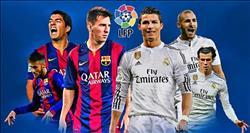 كلاسيكو الأرض.. ريال مدريد المتعثر يسعى لإيقاف برشلونة المتصدر